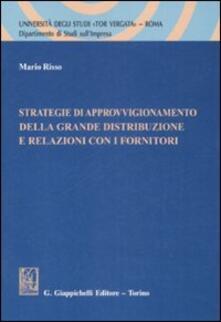 Lpgcsostenible.es Strategie di approvvigionamento della grande distribuzione e relazioni con i fornitori Image