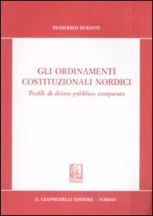 Warholgenova.it Gli ordinamenti costituzionali nordici. Profili di diritto pubblico comparato Image