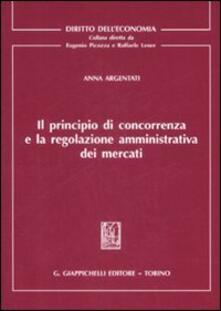 Listadelpopolo.it Il principio di concorrenza e la regolazione amministrativa dei mercati Image