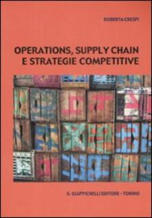 Voluntariadobaleares2014.es Operations, supply chain e strategie competitive Image