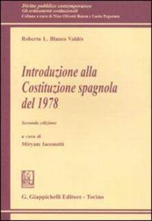 Rallydeicolliscaligeri.it Introduzione alla Costituzione spagnola del 1978 Image