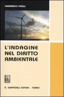 Fondazionesergioperlamusica.it L' indagine nel diritto ambientale Image