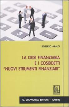 Squillogame.it La crisi finanziaria e i cosiddetti «nuovi strumenti finanziari» Image