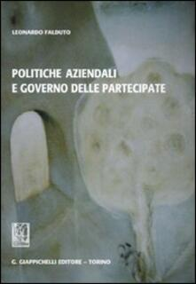 Promoartpalermo.it Politiche aziendali e governo delle partecipate Image