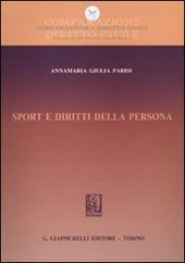 Sport e diritti della persona