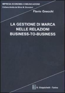 Listadelpopolo.it La gestione di marca nelle relazioni business-to-business Image