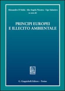 Camfeed.it Principi europei e illecito ambientale Image