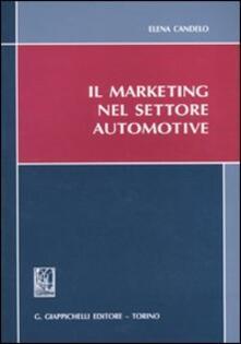 Steamcon.it Il marketing nel settore automotive Image