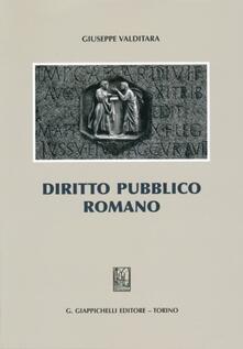 Camfeed.it Diritto pubblico romano Image