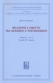 Relazione e diritto tra moderno e postmoderno
