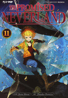 Winniearcher.com The promised Neverland. Vol. 11: La conclusione Image