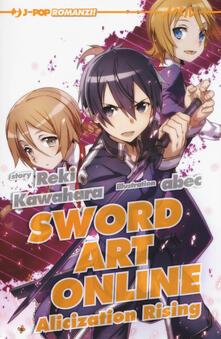 Radiospeed.it Alicization rising. Sword art online novel. Vol. 12 Image
