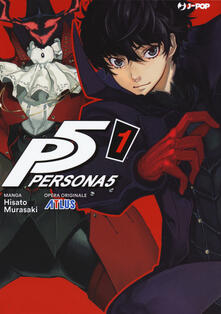 Squillogame.it Persona 5. Vol. 1 Image