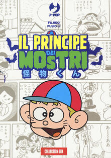 Librisulrazzismo.it Il principe dei mostri. Collection box. Vol. 1-2 Image