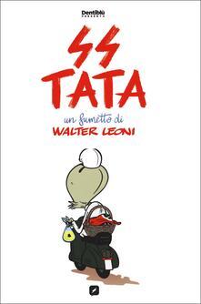 SS tata - Walter Leoni - copertina