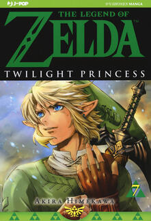Aboutschuster.de Twilight princess. The legend of Zelda. Vol. 7 Image