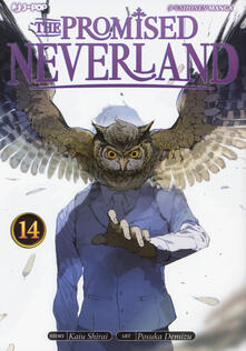 The promised Neverland. Vol. 14.pdf