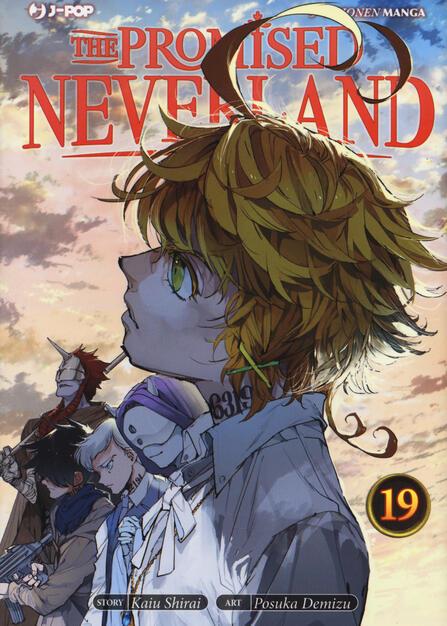 The promised Neverland. Vol. 19: A pieni voti - Kaiu Shirai - Libro -  Edizioni BD - J-POP | IBS