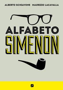 Alfabeto Simenon - Alberto Schiavone - copertina