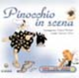 Libro Pinocchio in scena. Con 3 CD Audio