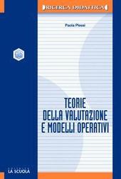 Teorie della valutazione e modelli operativi