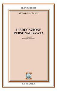 Libro L' educazione personalizzata Victor García Hoz
