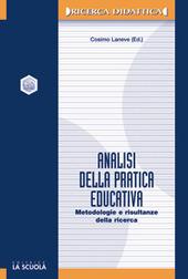 Analisi della pratica educativa. Metodologia e risultanze della ricerca