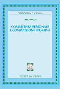 Competenza personale e competizione sportiva