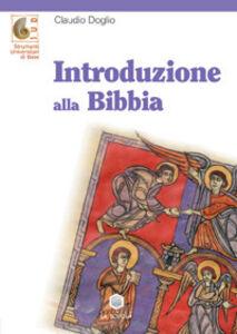 Libro Introduzione alla Bibbia Claudio Doglio