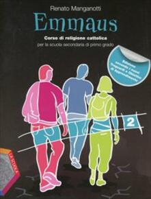 Osteriacasadimare.it Emmaus. Per la Scuola media. Con espansione online. Vol. 2 Image