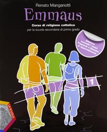 Filmarelalterita.it Emmaus. Vangeli-Atti degli Apostoli-Album operativo. Per la Scuola media. Vol. 1 Image