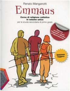 Emmaus. Vol. unico. Ediz. leggera. Per la Scuola media. Con espansione online