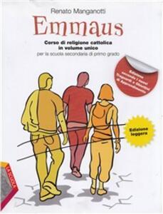 Emmaus. Secondo i nuovi traguardi e obiettivi di apprendimento. Per la Scuola media. Con espansione online