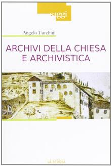 Promoartpalermo.it Archivi della Chiesa e archivistica Image