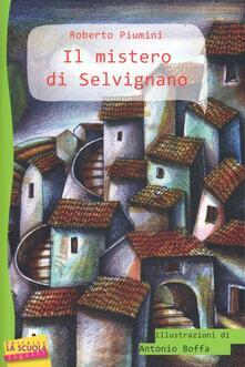 Listadelpopolo.it Il mistero di Selvignano Image