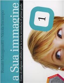 Ristorantezintonio.it A sua immagine. Per la Scuola media. Con CD-ROM. Con espansione online. Vol. 1 Image