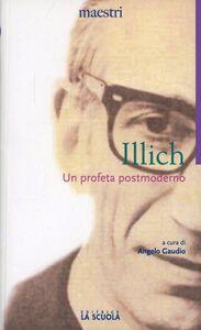 Libro Un profeta postmoderno Ivan Illich