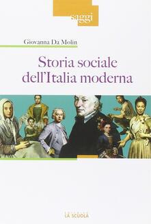 Amatigota.it Storia sociale dell'Italia moderna Image
