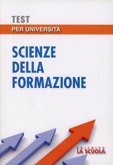 Test per università. Scienze della formazione.pdf