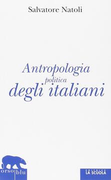 Aboutschuster.de Antropologia politica degli italiani Image