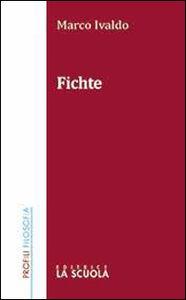 Libro Fichte Marco Ivaldo