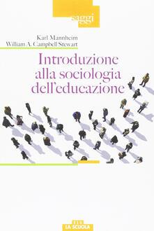 Lpgcsostenible.es Introduzione alla sociologia dell'educazione Image
