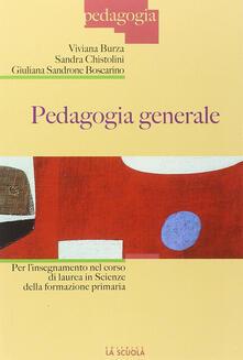 Ilmeglio-delweb.it Pedagogia generale per l'insegnamento nel corso di laurea in scienze della formazione primaria Image