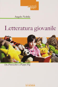 Vitalitart.it Letteratura giovanile. Da Pinocchio a Peppa Pig Image