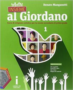 Insieme al Giordano. Palestra competenze. Per la Scuola media. Con DVD. Con e-book. Con espansione online. Vol. 1