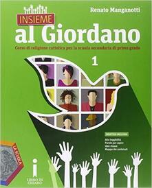 Radiospeed.it Insieme al Giordano. Palestra competenze. Per la Scuola media. Con DVD. Con e-book. Con espansione online. Vol. 1 Image