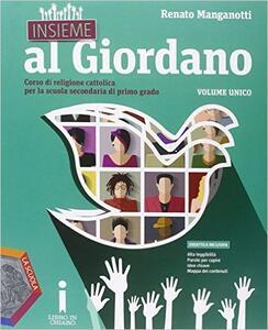 Insieme al Giordano. Vol. unico. Palestra competenze. Con Bibbia in classe. Per la Scuola media. Con DVD. Con e-book. Con espansione online