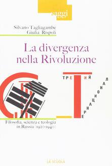 Antondemarirreguera.es La divergenza nella rivoluzione. Filosofia, scienza e teologia in Russia (1920-1940) Image