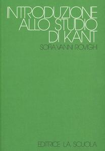 Introduzione allo studio di Kant