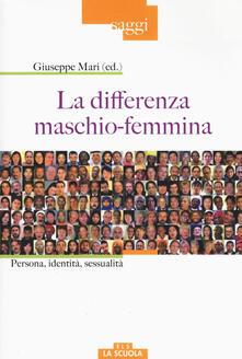 Vitalitart.it La differenza maschio-femmina. Persona, identità, sessualità Image